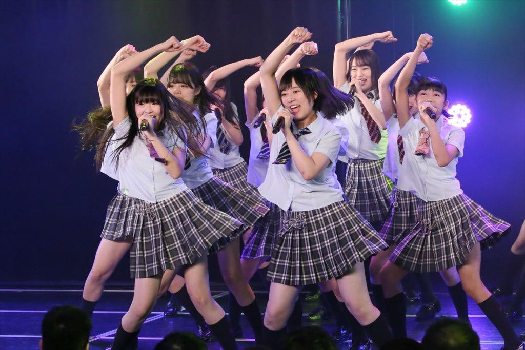 SKE48 9期生「青春ガールズ」公演で全力パフォーマンス【画像13点】