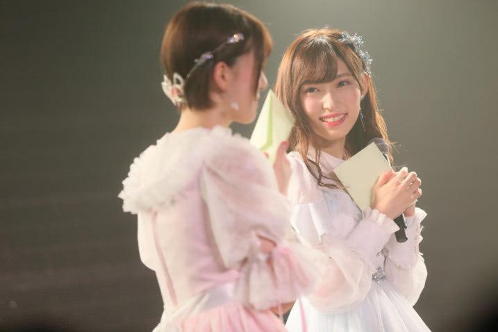 NGT48山口真帆 卒業公演「悲しい姿を見せてしまった分、今度は幸せな姿 ...